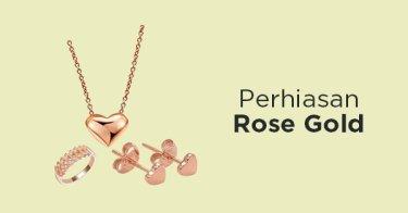Perhiasan Rose Gold