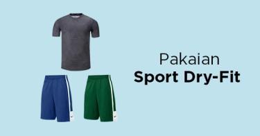 Pakaian Sport Dry-Fit