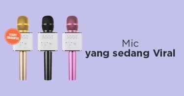Mic Karaoke Portable