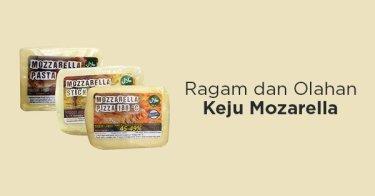 Keju Mozzarella