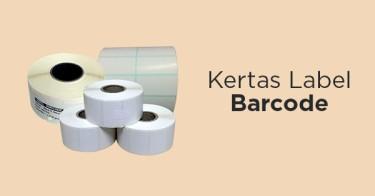 Kertas Label Barcode