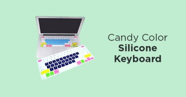 Candy Color Silicone Keyboard