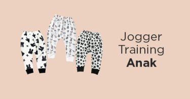 Jogger Training Anak