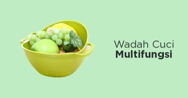 Wadah Cuci Multifungsi