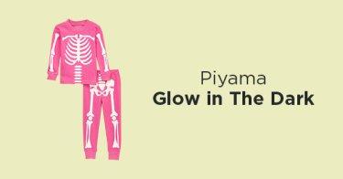 Piyama Glow in The Dark Anak