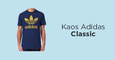 Kaos Adidas Classic