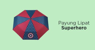 Payung Karakter Superhero