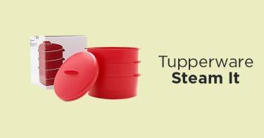 Tupperware Steam It