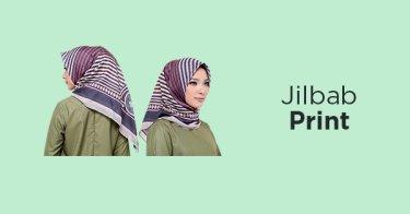 Jilbab Print
