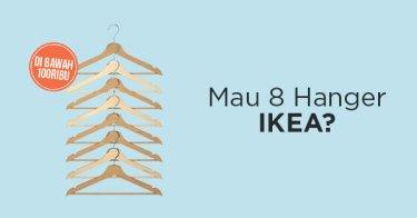Hanger IKEA Bumerang