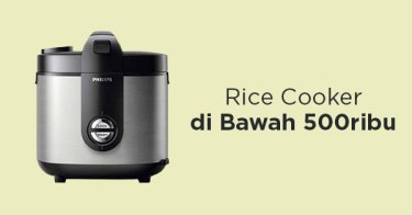 Rice Cooker di Bawah 500rb