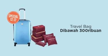 Travel Bag Dibawah 300Ribuan