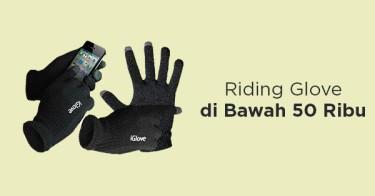 Riding Glove Terjangkau!