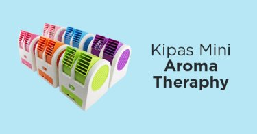 Kipas Mini Aroma Therapy