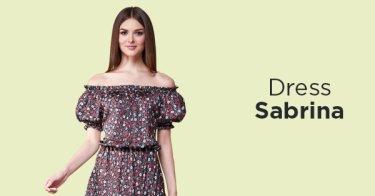 Dress Sabrina