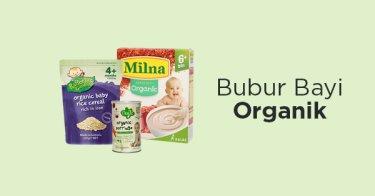 Bubur Bayi Organik
