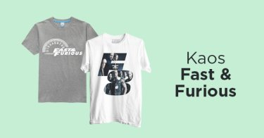 Kaos Fast and Furious