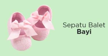 Sepatu Balet Bayi