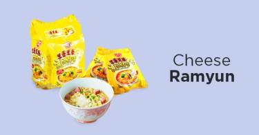 Cheese Ramyun