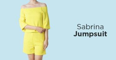 Sabrina Jumpsuit