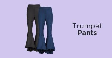 Trumpet Pants