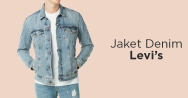 Jaket Denim Levi's