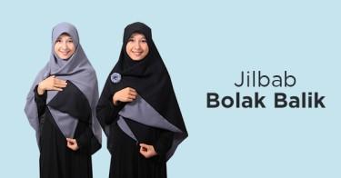 Jilbab Bolak Balik