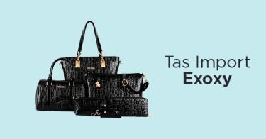 Tas Import Exoxy