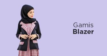 Gamis Blazer