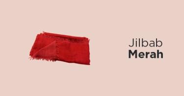 Jilbab Merah
