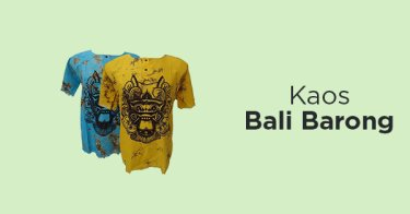 Kaos Bali Barong