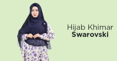 Hijab Khimar Swarovski