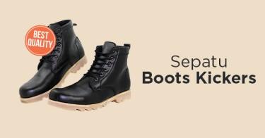 Jual Sepatu Boots Kickers  98d33207ee