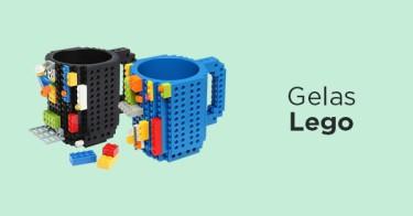 Gelas Lego