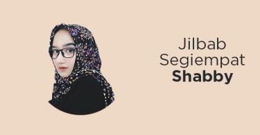 Jilbab Segiempat Shabby