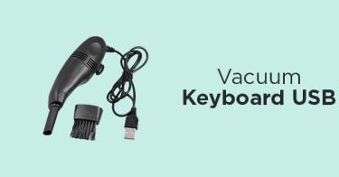 Vacuum Keyboard USB