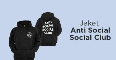 Jaket Anti Social Social Club