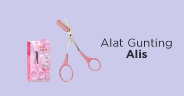 Alat Gunting Alis