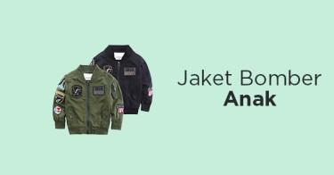 Jaket Bomber Anak