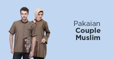 Pakaian Couple Muslim