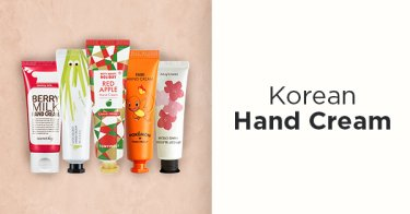 Korean Hand Cream