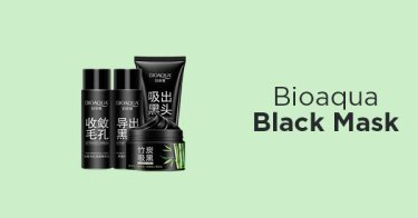 Bioaqua Black Mask