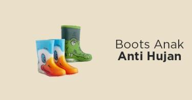 Boots Anak Anti Hujan