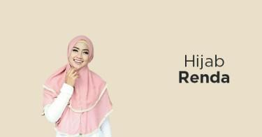 Hijab Renda
