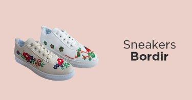 Sneakers Bordir