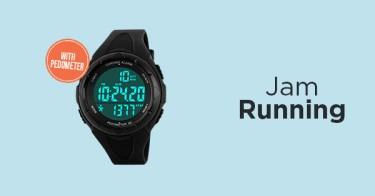 Jam Tangan Running Pria