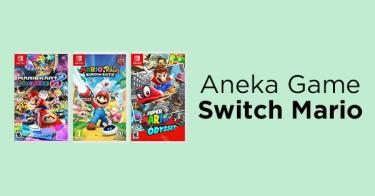 Game Nintendo Switch Mario