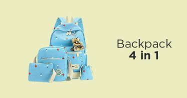 Backpack 4 in 1