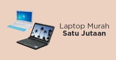 Laptop Murah Satu Jutaan