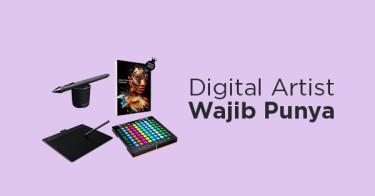 Digital Artist Wajib Punya